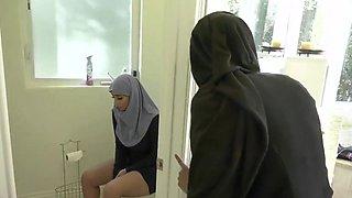 Hijab porn free