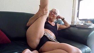 Free porn granny